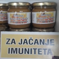 Krema za jačanje imuniteta od pčelinjih proizvoda