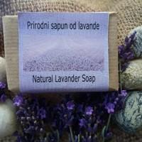 Prirodni sapun od lavande