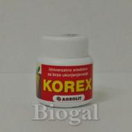 Korex 25 g - univerzalno sredstvo za brzo ukorjenjivanje