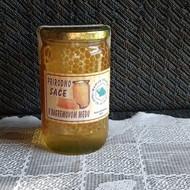 Prirodno saće u bagremovom medu