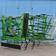 Sjetvospremač, sa hidrauličkim sklapanjem, radni zahvat 6.00, četiri reda opruga, ravni