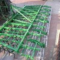 Sjetvospremač, sa hidrauličnim sklapanjem, radni zahvat 6.60, pet redi opruga, ravna opruga