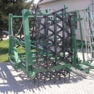 Teška drljača sa hidrauličnim podizanjem krila, radni zahvat 6.60, klin 30x30x220