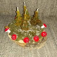 Adventski vijenci sa svijećama od pčelinjeg voska