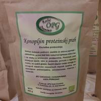 Konopljin proteinski prah