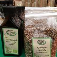 Konopljine sjemenke