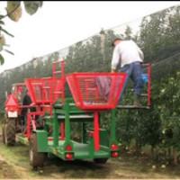 Platforma za berbu voća