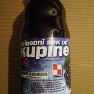 Prirodni sok od kupine 1l