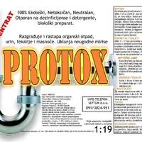 PTOTOX - za Vaše septičke jame