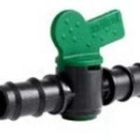 Spojnica s ventilom za dripline