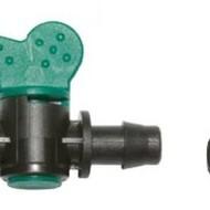 Spojnica / Odvodnik s gumicom i ventilom za trake