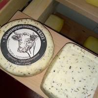 Tvrdi sir sa crnim tartufom