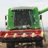 Kombajniranje kukuruza
