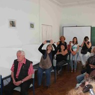 Istra agro tour s kolegama iz Slovenije 2016.