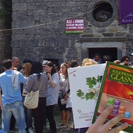 Poljoprivredni glasnika na 9. Smotri vina središnje Istre