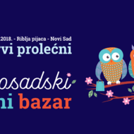 ˝ I PROLEĆNI NOĆNI BAZAR ˝ 27.04. Novi Sad, Riblja pijaca