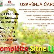 ˝USKRŠNJA ČAROLIJA˝ Sremska Mitrovica 30. 31. mart i 01. april