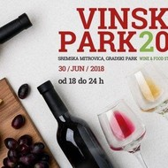 ˝VINSKI PARK˝ Sremska Mitrovica, gradski park, 30.06. 18-24h.