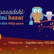 VIII NOVOSADSKI NOĆNI BAZAR, Novi Sad 19. i 20.10.2018. od 18- 24h.