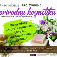 Posvetili se životu u prirodi i preradi ljekovitog bilja u kozmetiku