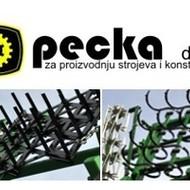 Pecka - proizvodnja poljoprivredne mehanizacije
