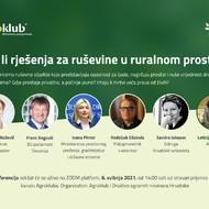 Održana online konferencija na temu: Ima li rješenja za ruševine u ruralnom prostoru?