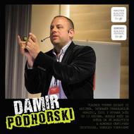 Damir Podhorski, Escape