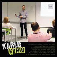 Karlo Konig, KingKong Agency