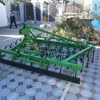 Sjetvospremač, bez hidrauličnog sklapanja, radni zahvat 2.20, četiri reda opruga, ravni