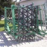 Teška drljača sa hidrauličnim podizanjem krila, radni zahvat 3.60, klin 30x30x220