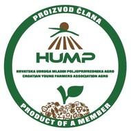 Proizvod člana HUMP(Hrvatska udruga mladih poljoprivrednika)
